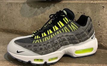 Kim Jones Nike Air Max 95 Volt DD1871-002