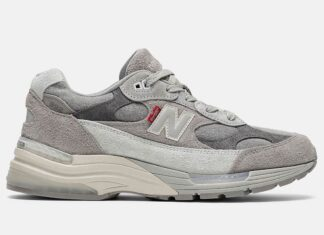 Levis New Balance 992 M992lV Release Date Info