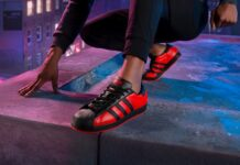 Marvel Playstation adidas Superstar Miles Morales GV7128 Release Date Info