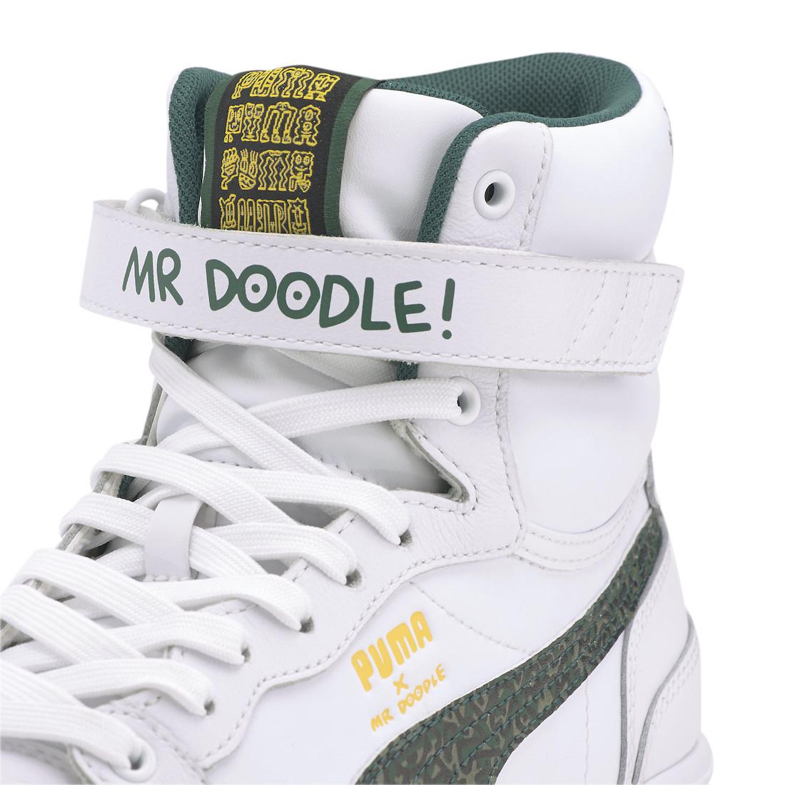 Mr Doodle Puma Sky LX Mid 374219-01 Release Date Info