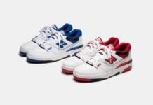 New Balance 550 Red Blue Release Date Info