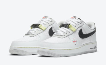 Nike Air Force 1 Fresh Perspective DC2526-100 Release Date Info