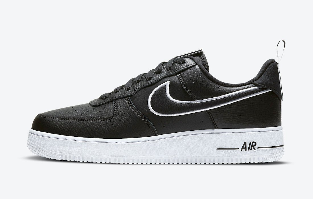 Nike Air Force 1 Low Black DH2472-001 Release Date Info