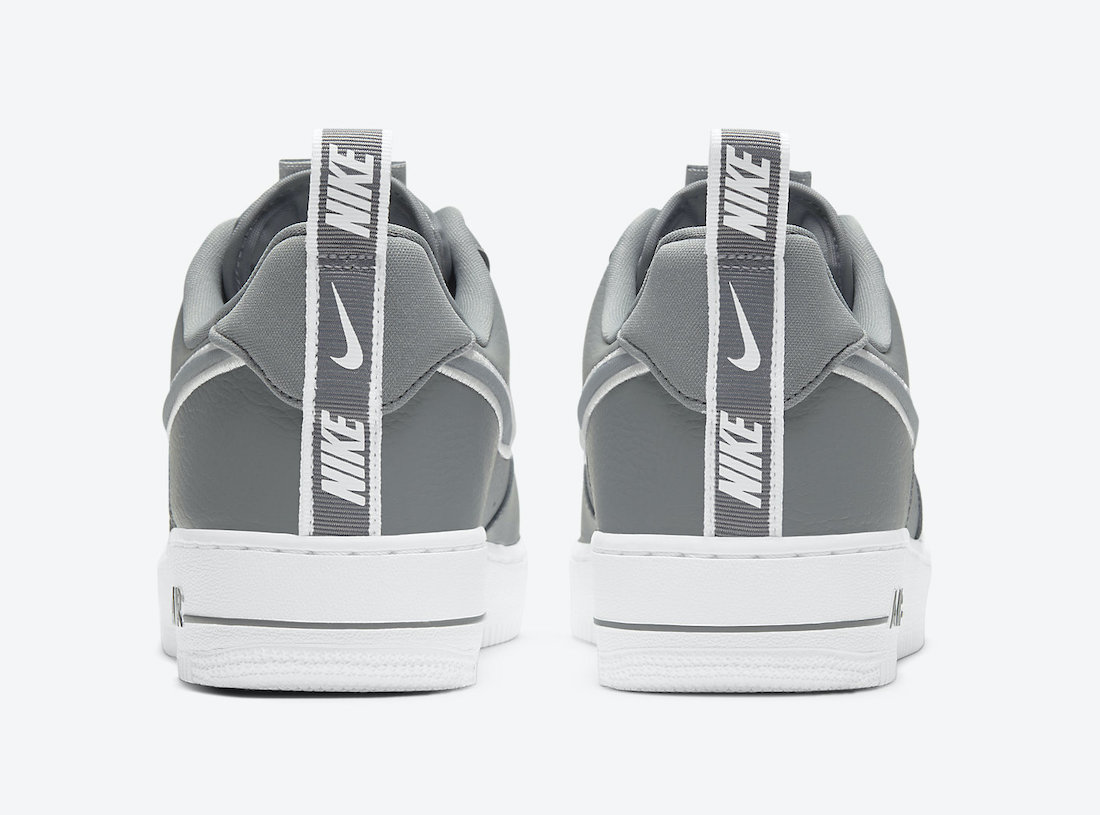 Nike Air Force 1 Low Grey DH2472-002 Release Date Info