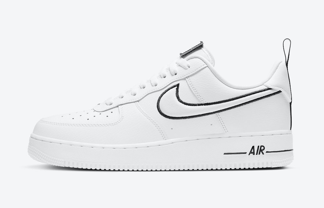 Nike Air Force 1 Low White DH2472-100 Release Date Info