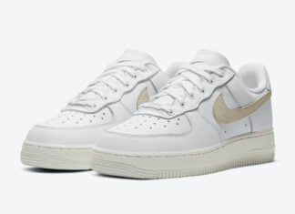 Nike Air Force 1 WMNS Light Bone DC1162-100 Release Date Info