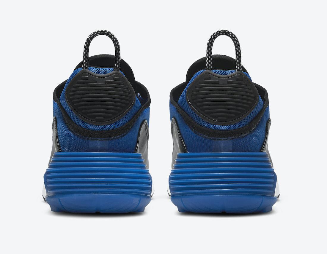 Nike Air Max 2090 Black Blue CV8835-400 Release Date Info