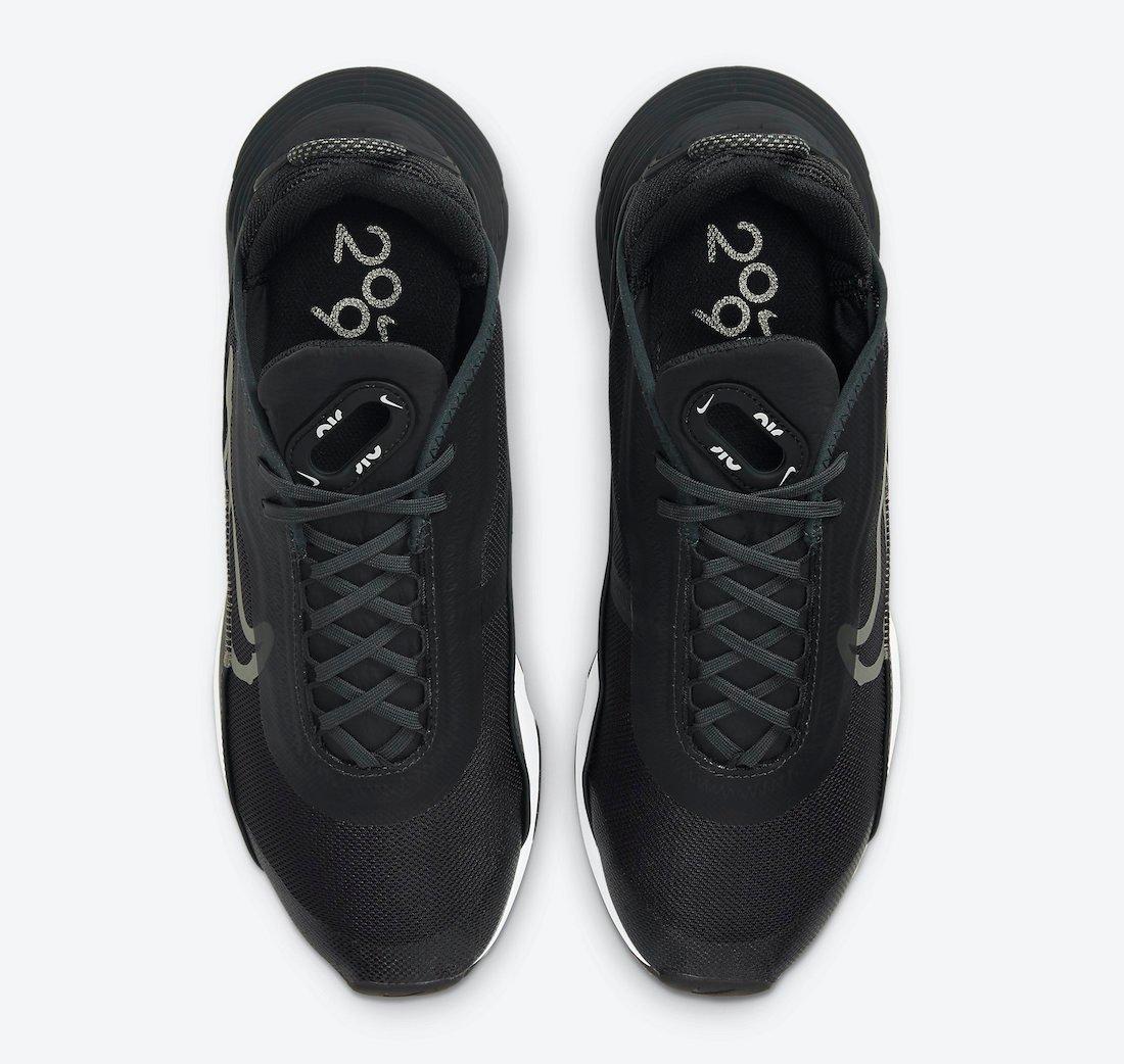 Nike Air Max 2090 Black Silver White DH4097-001 Release Date Info