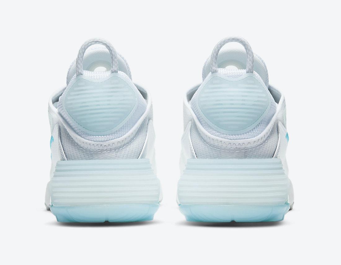 Nike Air Max 2090 Glacier Blue DH3854-100 Release Date Info