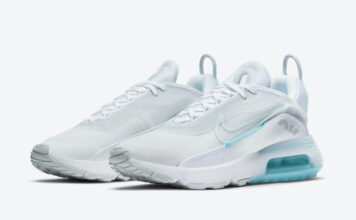 Nike Air Max 2090 Glacier Blue DH3854-100 Release Date Info