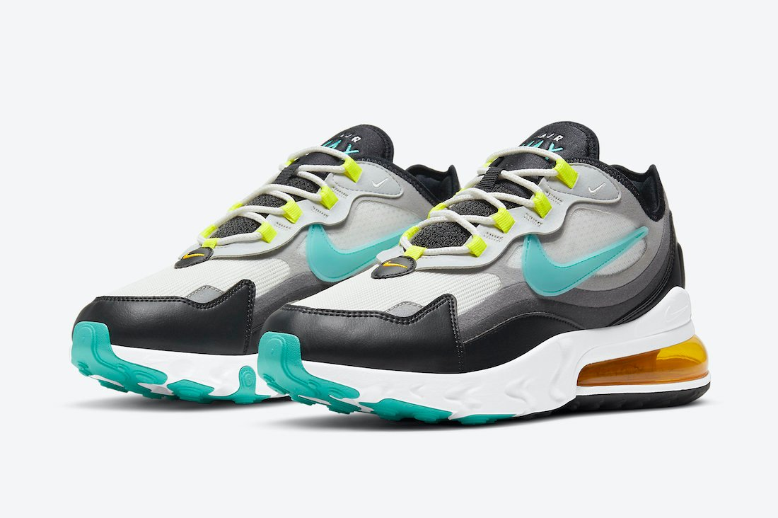 Nike Air Max 270 React Evolution of Icons DJ5856-100 Release Date Info