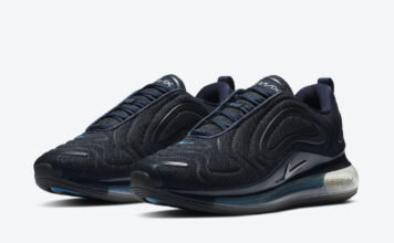 Nike Air Max 720 Navy Silver Light Blue CW2627-400 Release Date Info