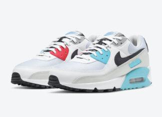 Nike Air Max 90 Chlorine Blue CV8839-100 Release Date Info