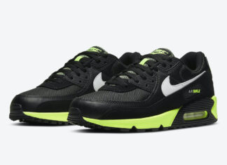 Nike Air Max 90 Hot Lime DB3915-001 Release Date Info
