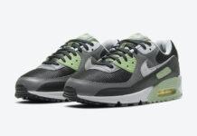 Nike Air Max 90 Oil Green CV8839-300 Release Date Info