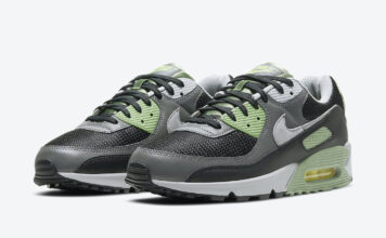 Nike Air Max 90 Oil Green CV8839-300 Release Date Info