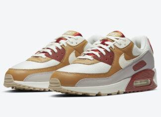 Nike Air Max 90 Rugged Orange CV8839-800 Release Date Info