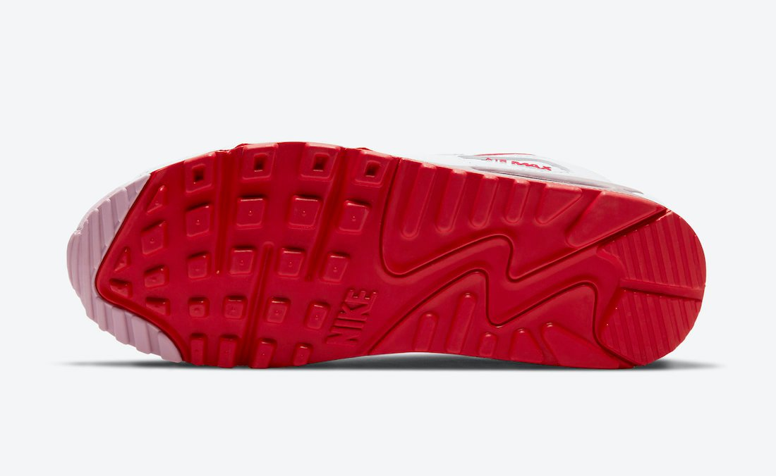Nike Air Max 90 Valentines Day DD8029-100 Release Date Info