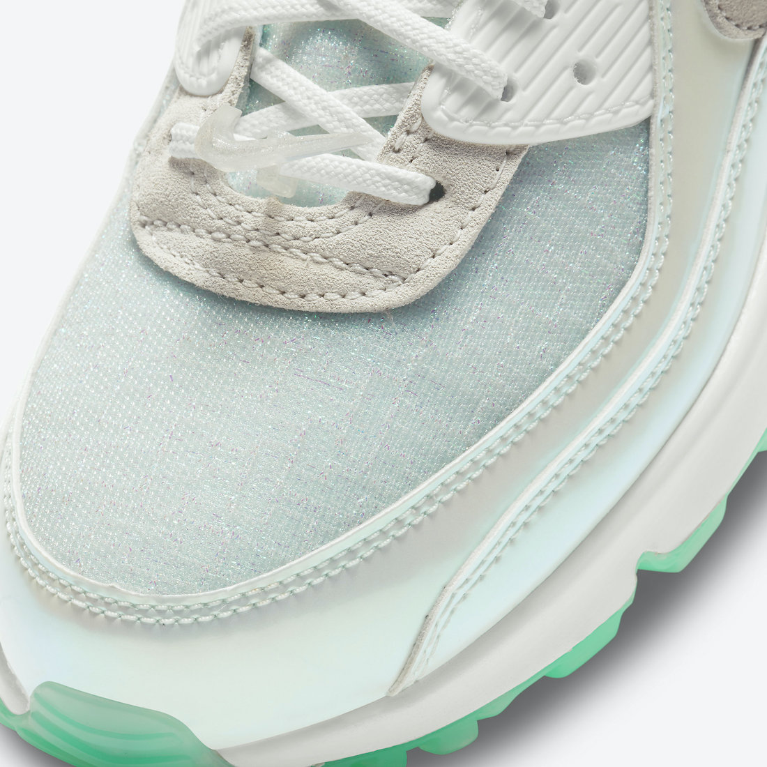 Nike Air Max 90 WMNS Light Violet DH8074-100 Release Date Info