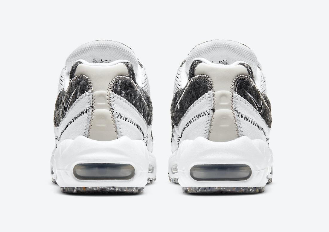 Nike Air Max 95 Crater CV8830-100 Release Date Info