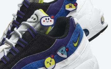 Nike Air Max 95 Kaomoji DD9600-100