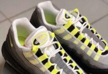 Nike Air Max 95 Neon CT1689-001 Leak