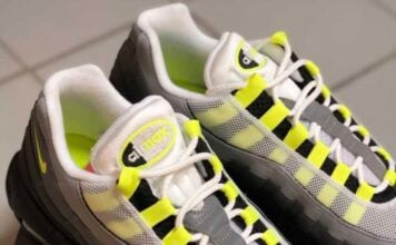 Nike Air Max 95 Neon CT1689-001 Leak