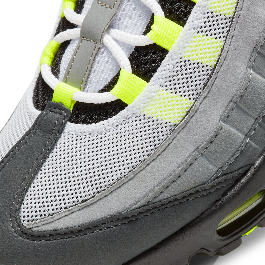 Nike Air Max 95 OG Neon CT1689-001 Release Details