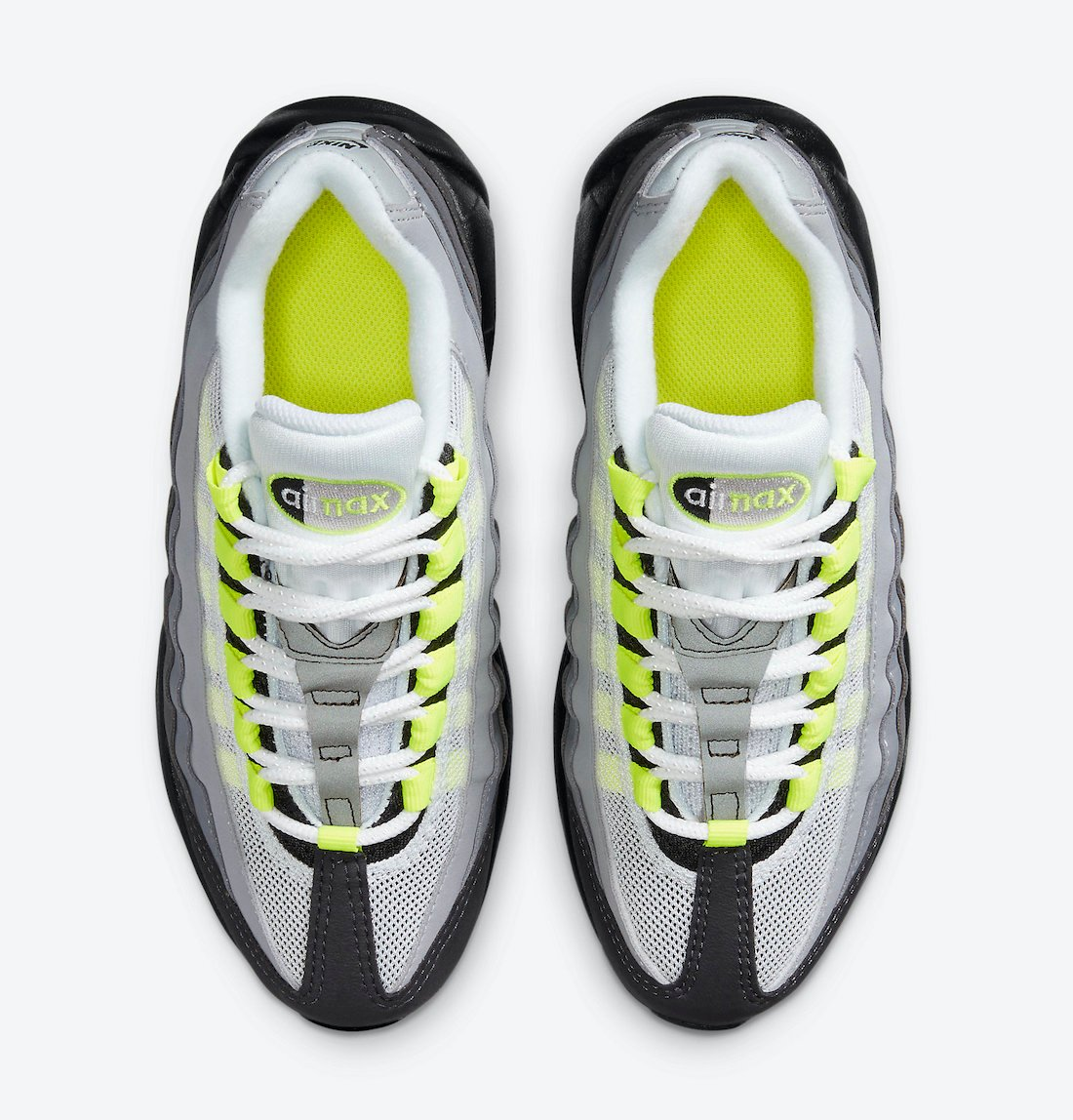 Nike Air Max 95 OG Neon CZ0910-001 Release Date