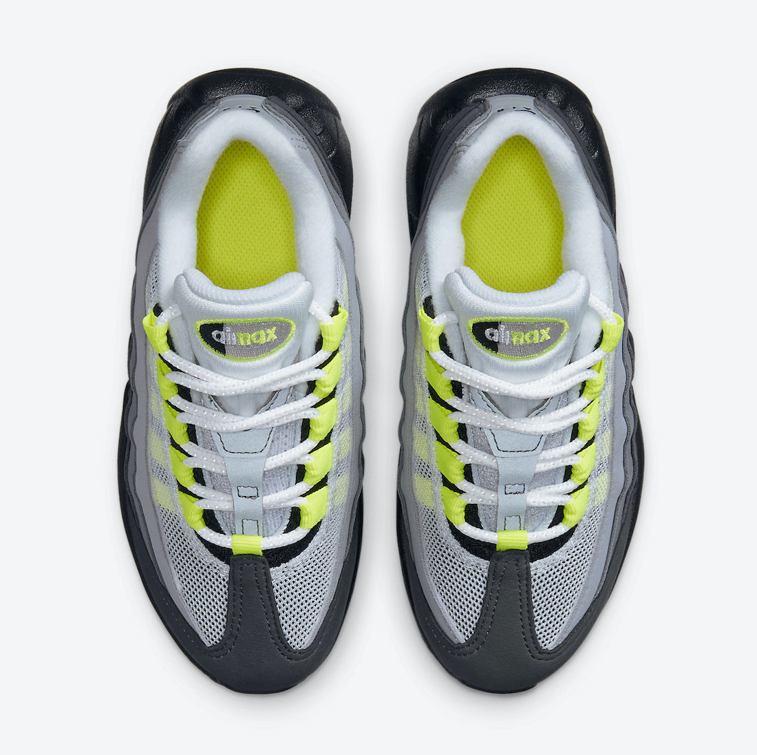 Nike Air Max 95 OG Neon PS CZ0948-001 Release Date