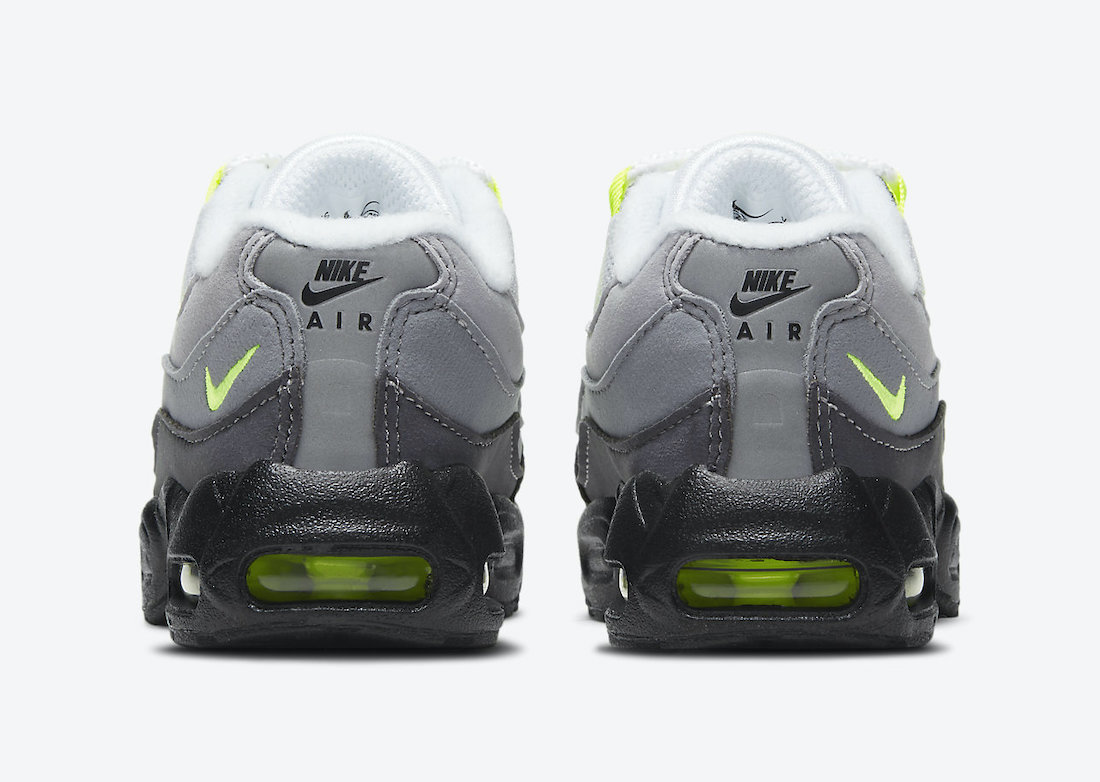 Nike Air Max 95 OG Neon TD CZ0949-001 Release Date