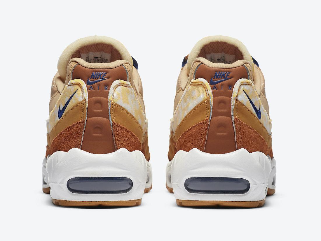 Nike Air Max 95 SE Tawny CU1560-700 Release Date Info