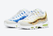 Nike Air Max 95 White Multi-Color DJ4594-100 Release Date Info