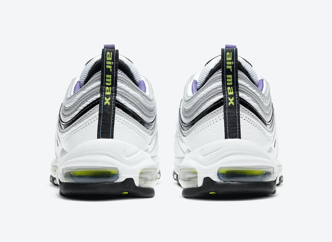 Nike Air Max 97 Kaomoji DD9598-100 Release Date Info
