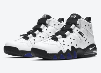 Nike Air Max CB 94 OG White Black Purple DD8557-100 Release Date Info