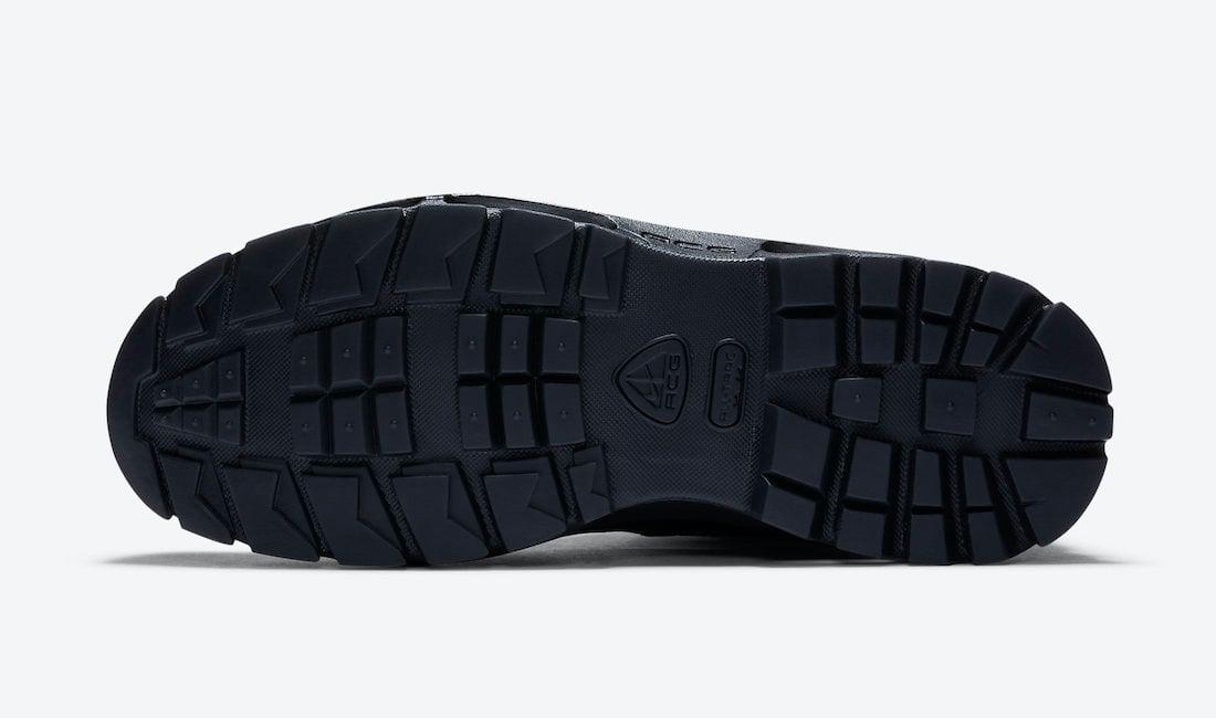 Nike Air Max Goadome Black Silver DB2958-001 Release Date Info