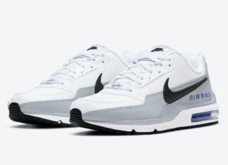 Nike Air Max LTD 3 White Grey Black Blue DD7118-001 Release Date Info