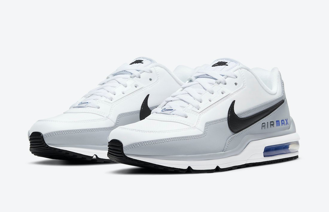 Nike Air Max LTD 3 White Grey Black Blue DD7118-001 Release Date Info
