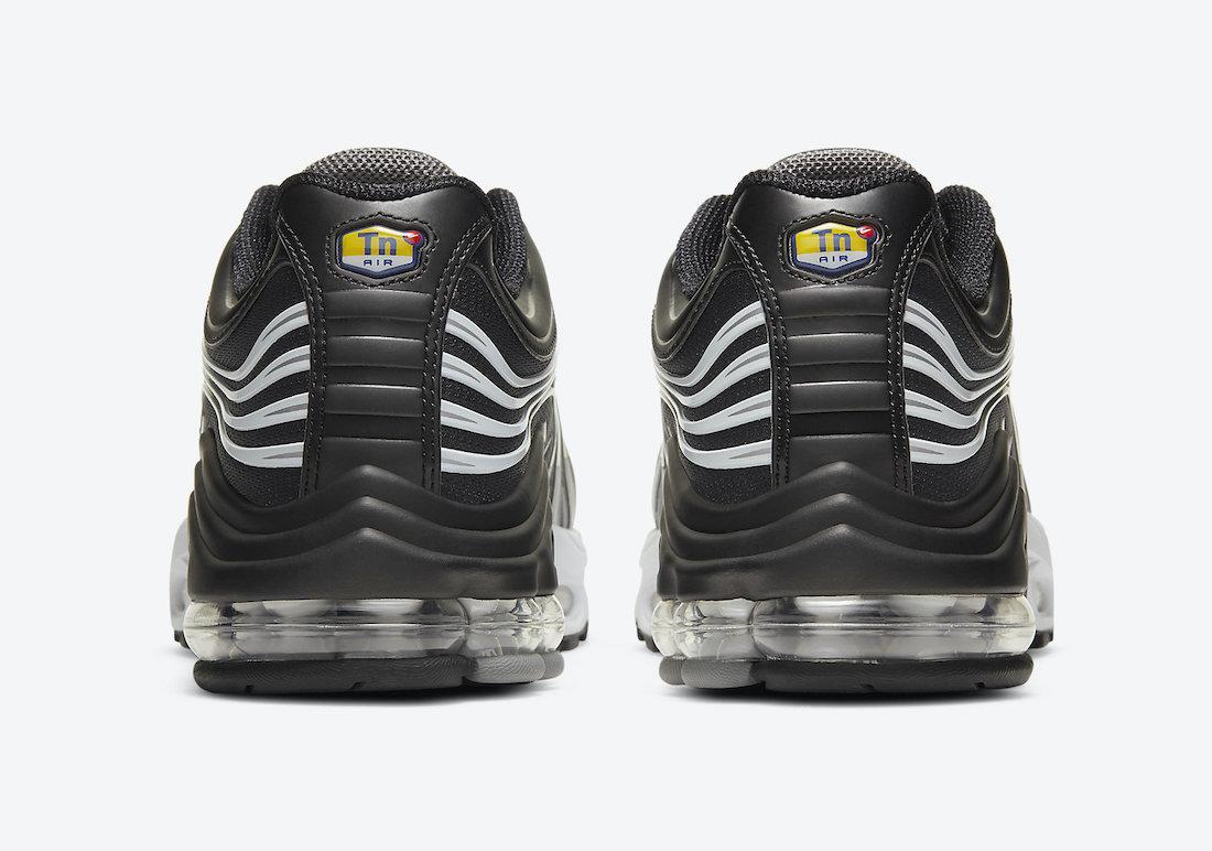 Nike Air Max Plus 2 II Black Grey CQ7754-001 Release Date Info