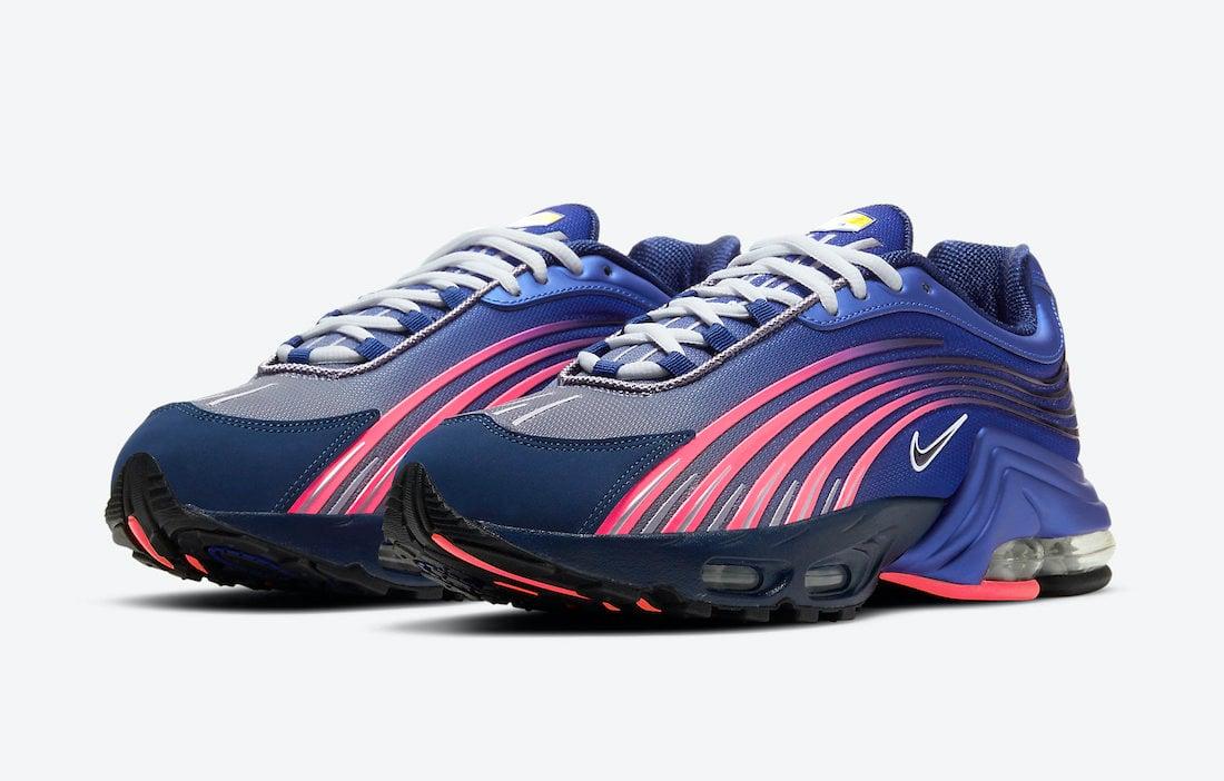 Nike Air Max Plus 2 II Navy Pink CV8840-400 Release Date Info