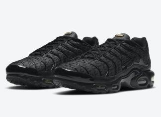 Nike Air Max Plus Black DD9609-001 Release Date Info