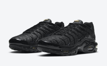 Nike Air Max Plus Black DD9609-001 Release Date Info