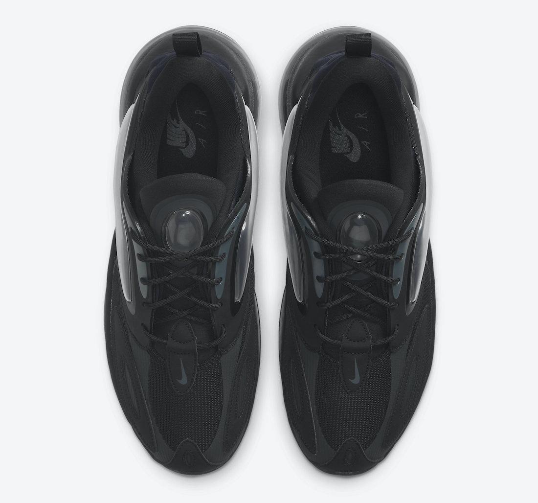 Nike Air Max Zephyr Black Anthracite CV8837-002 Release Date Info