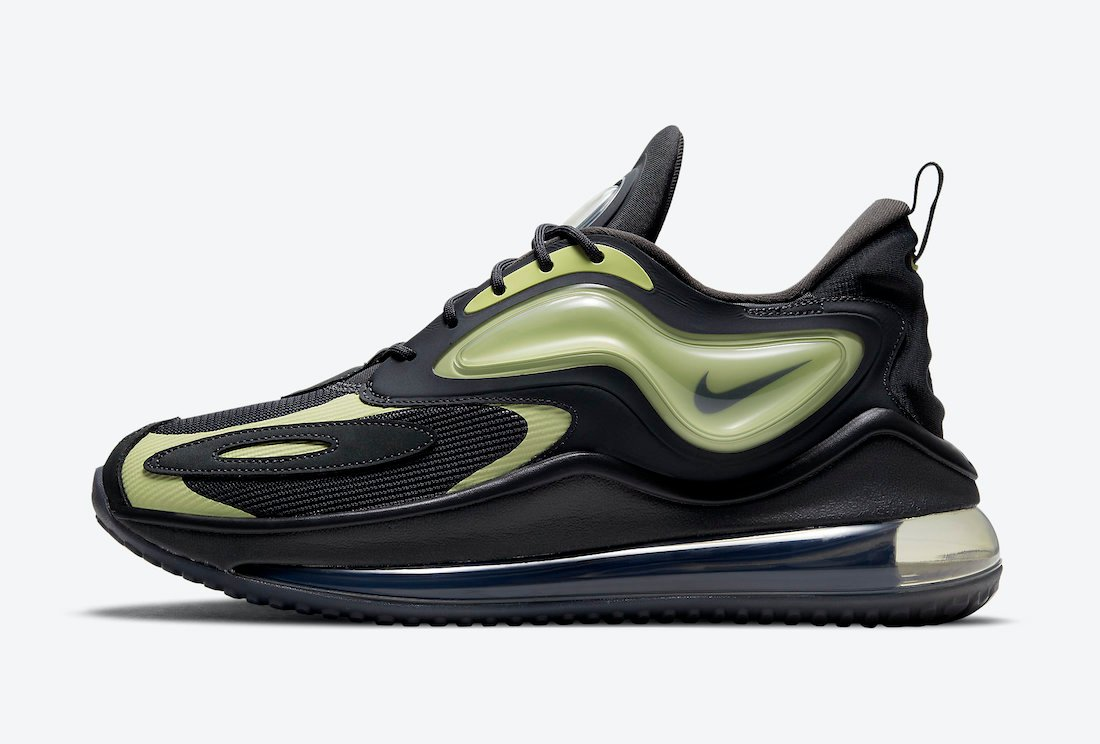 Nike Air Max Zephyr Lime CT1682-001 Release Date Info
