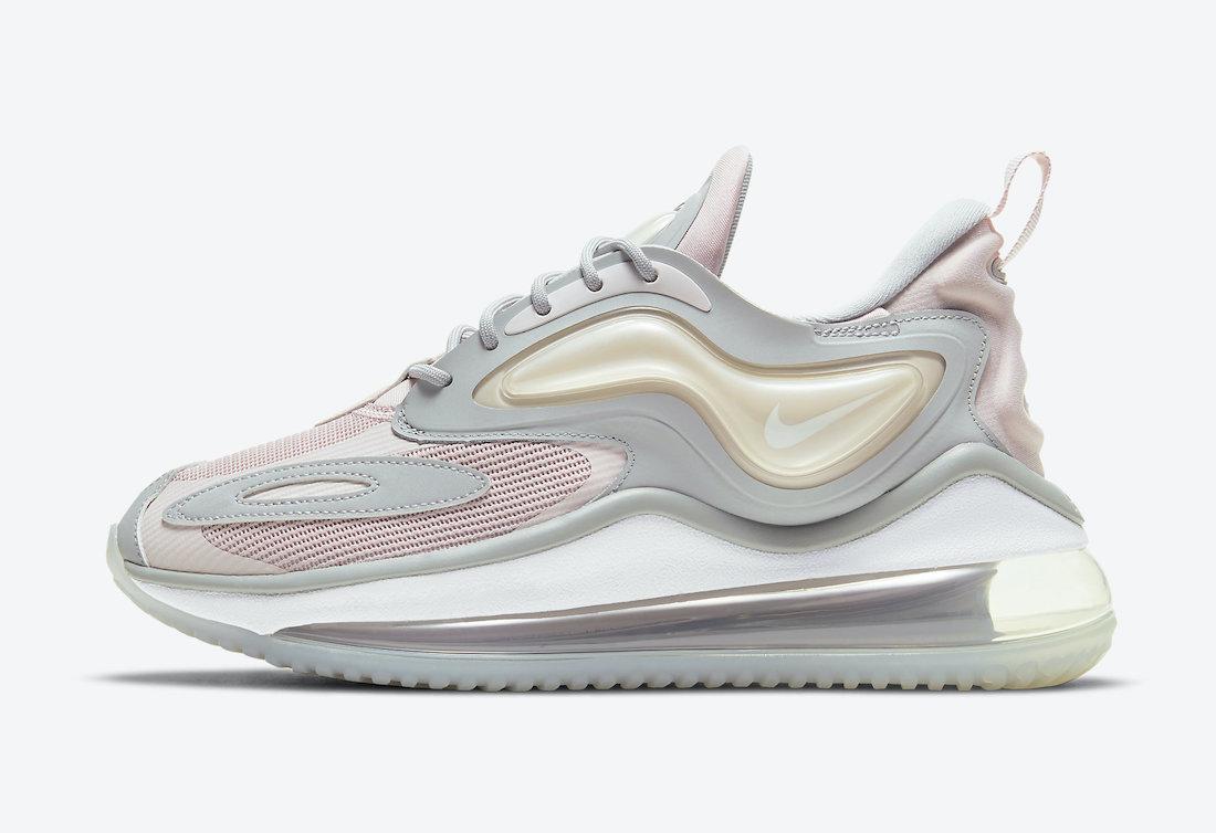 Nike Air Max Zephyr Pink Grey CV8817-600 Release Date Info