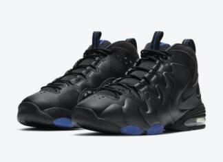 Nike Air Penny 3 Black Royal