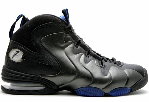 Nike Air Penny 3 Black Royal Release Date