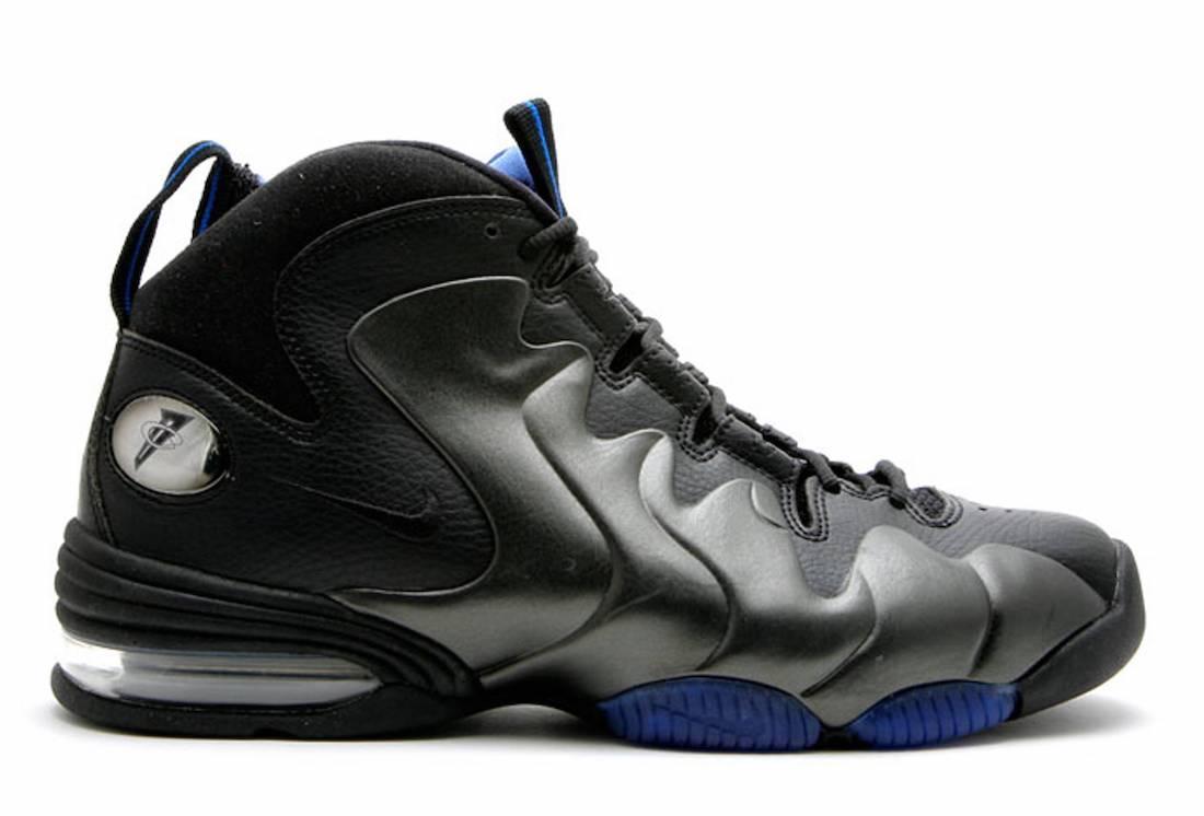 Nike Air Penny 3 Black Varsity Royal CT2809-001 Release Date Info