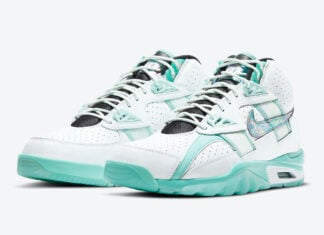 Nike Air Trainer SC High Abalone DD9615-100 Release Date Info