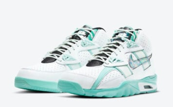 Nike Air Trainer SC High Abalone DD9615-100 Release Date Info